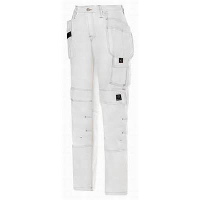 Snickers Women's Painter's Trousers with Holster Pockets (SNI3775)