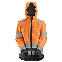 Snickers Shell Women´s Jack AllroundWork High-Vis CL 3