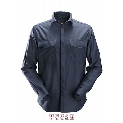 Snickers Long Sleeve Welding Shirt ProtecWork (SNI8564)